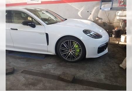 Farbanje Porsche automobila