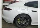 Farbanje zadnjeg krila Porsche