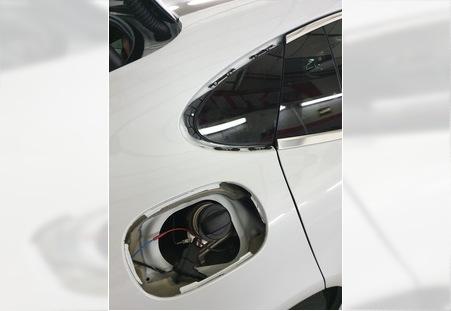 Farbanje lusksuznih automobila Beograd