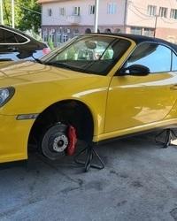 Farbanje luksuznih automobila