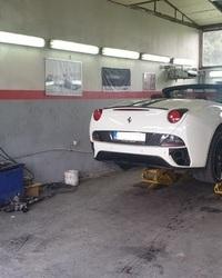 Branik servis Ferrari
