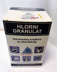 Hlorni granulat za dezinfekciju