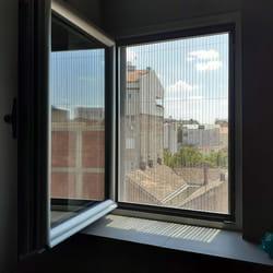 Plisirani komarnik za prozore