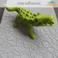 Boja za plastifikaciju metala Krokodil 7040