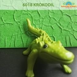 Boja za plastifikaciju metala Krokodil 6018