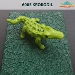 Boja za plastifikaciju metala Krokodil 6005