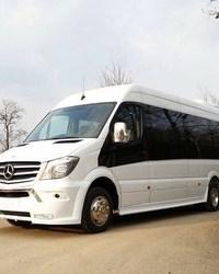 Kombi prevoz putnika Serbia Travel Services