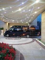 Luksuzni minibus za prevoz putnika