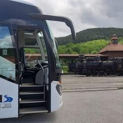 Iznajmljivanje autobusa Serbia Travel Services