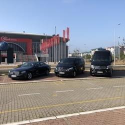 Luksuzna vozila za prevoz putnika