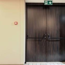 Dekorativna protivpozarna vrata