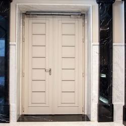 Protivpozarna vrata sa oblogom