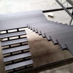 Izrada stepenica sa podestom
