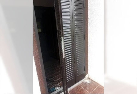Metalne zaluzine za vrata