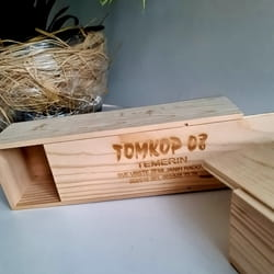 Drvena kutija Manibo