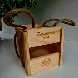 Drvena kutija za med