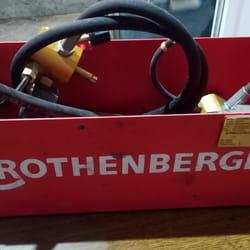 Popravka Rothenberger alata
