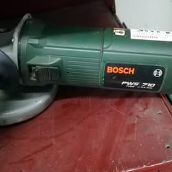 Servis brusilice Bosch
