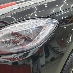 Mercedes ML Car Detailing