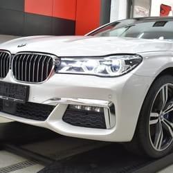 BMW Serije 7 nakon Car Detailing tretmana