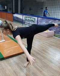 Ritmička gimnastika u službi lepote devojčica - 5 deo