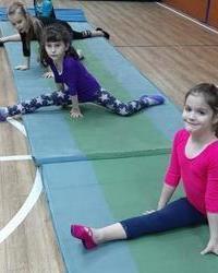 Ritmička gimnastika u službi lepote devojčica - 4 deo