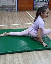 Ritmička gimnastika u službi lepote devojčica - 7