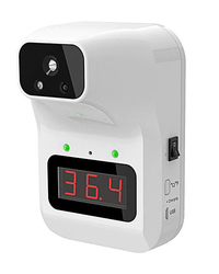 Termometar IR za telesnu temperaturu, 0-50°C zidna montaža