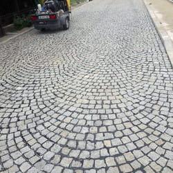 Montaza granitnih kocki