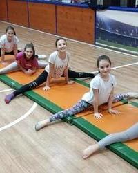 Kada je pravo vreme da se krene sa treniranjem gimnastike