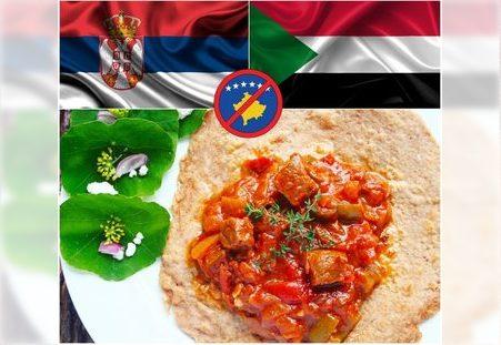 Nacionalna jela zemalja koje nisu priznale Kosovo u kafani Pavle Korcagin