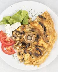 Više vrsta omleta po jedinstvenoj ceni od 240rsd u kafani Pavle Korcagin