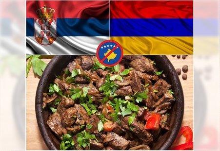Ove nedelje idemo u Jermeniju!