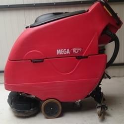 Rentiranje masina za ciscenje podova - RCM mega 552