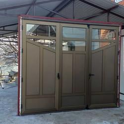 Aluminijumska vrata za halu