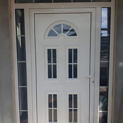 Aluminijumska vrata za kuce