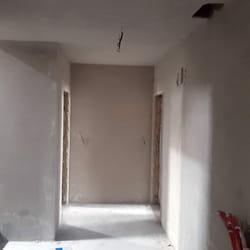 Masinsko malterisanje hodnika