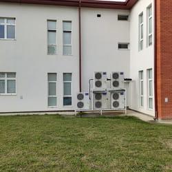 Toplotna pumpa, porodiliste Lazarevac