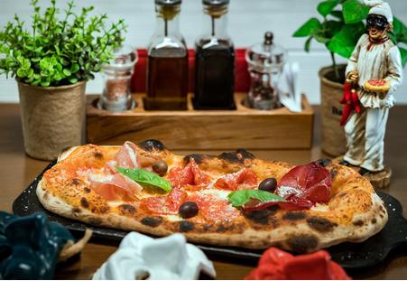 Najbolja italijanska pizza za dostavu