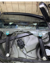 VW Touareg popravka podizaca stakla