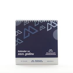 Kalendari za 2021
