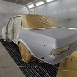 Profesionalno farbanje automobila Dass Coa