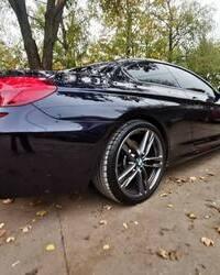 Lepljenje branika BMW