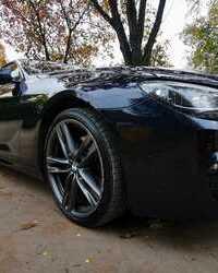 Lepljenje plastike BMW