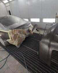 Lepljenje plastike Audi