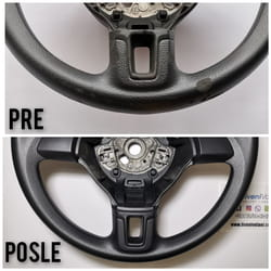 Livenje volana za VW Polo