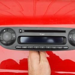 Polovan radio za Fiat 500