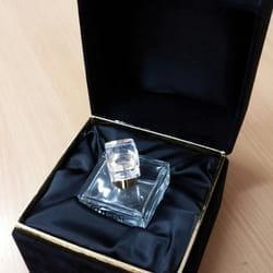 Unikatna kutija za parfem