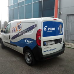 Brendiranje vozila za firmu