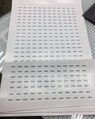 Stampa nalepnica po obliku